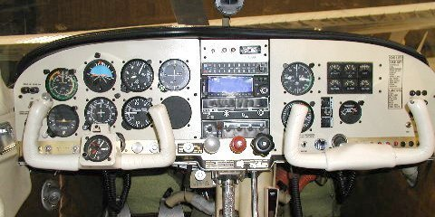 Mooney panel full